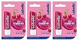 Labello Cherry Shine 4.8g/5.5ml - 3 Pack