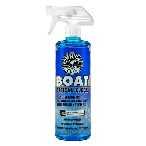 Chemical Guys MBW10816 Marine and Boat Optical Clean Glass Cleaner (16 (Perfect Vision Glass Cleaner)