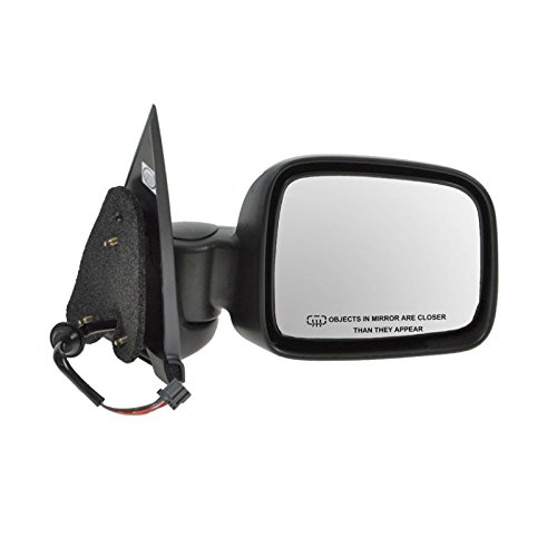 - Power Heated Side View Mirror Folding Passenger Right RH for 02-07 Jeep Liberty