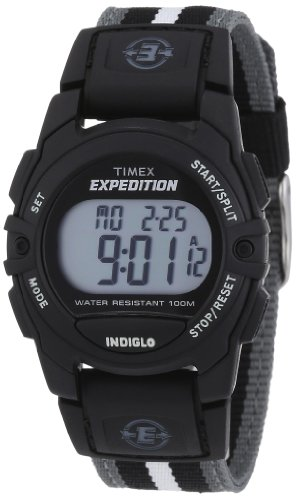 Timex Expedition Digital Chrono Alarm Timer 33mm Watch (T49661)