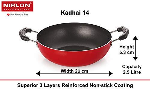 Nirlon-Non-Stick-Bpa-Free-Aluminium-Kitchen-Cooking-Essential-Set-of-4-Pieces-FT13FP10KD14CS24