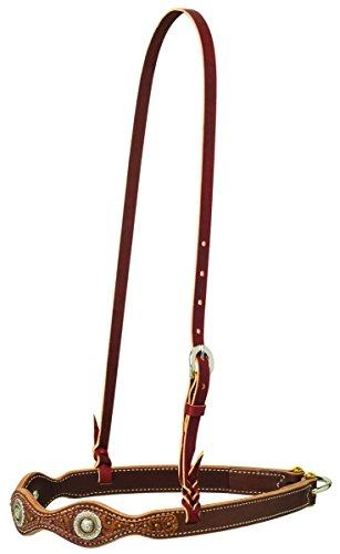 Western Edge (Weaver Leather Western Edge Noseband,)