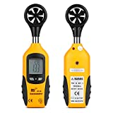 Flexzion Digital Anemometer, Handheld Wind Speed