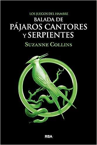 Reseña: Balada de pájaros cantores y serpientes