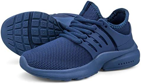 Troadlop Kids Sneaker Lightweight Breathable Running Tennis Boys Shoes 7