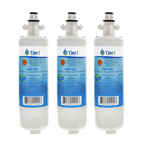 Mist LT700P Replacement For LG LT700P ADQ36006101 Kenmore 46-9690 Refrigerator Water Filter 2 Pack