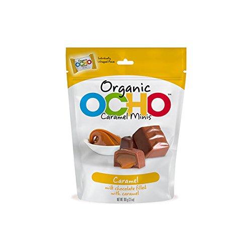 Amazon.com : OCHO Dark Chocolate Mini Candy Bar 3.5oz, pack ...