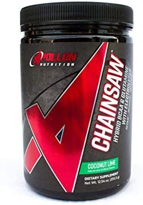 Apollon Nutrition Chainsaw BCAA Powder 30 Serving Coconut Lime