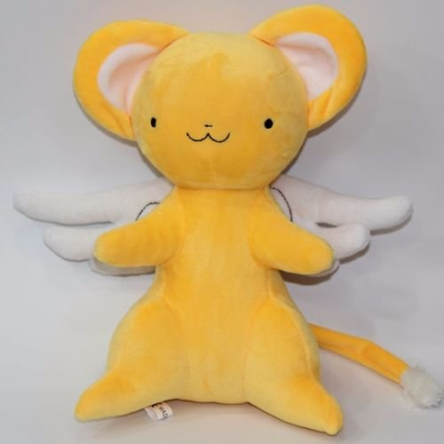 Anime Card Captor Sakura Kinomoto Sakura Kero Plush Stuffed Doll Toy Gift 11