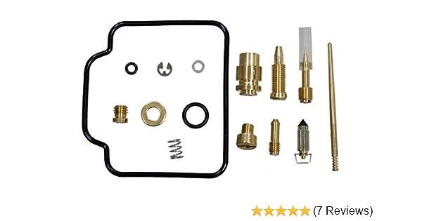 CARBURETOR CARB REBUILD GASKET /& JET KIT POLARIS MAGNUM 325 2X4 4X4 2000-2002