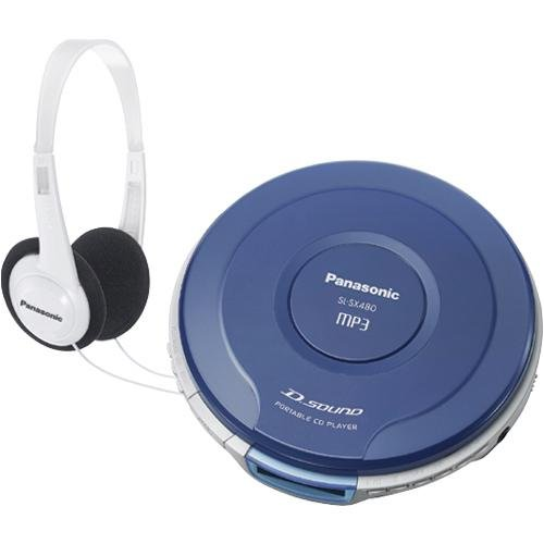 2b2f6571499a Amazon.com  Panasonic SL-SX480A Portable CD Player