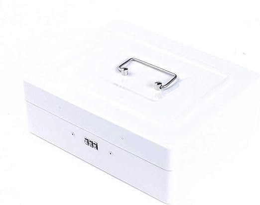 Tarro de Dinero metálico de Gran Capacidad, Caja de Almacenamiento portátil con Cerradura de Llave de Hucha pequeña Caja Fuerte con Caja de asaXYQB: Amazon.es: Productos para mascotas