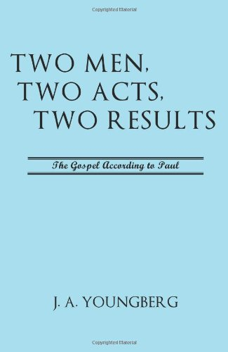 Download Two Men, Two Acts, Two Results pdf epub