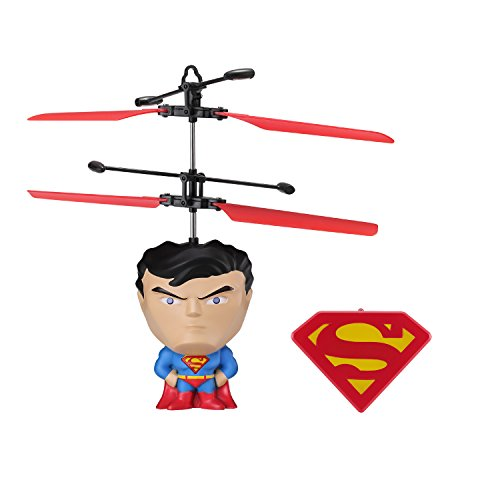 DC Comics Motion RC Flying Superman (Superman Flying)
