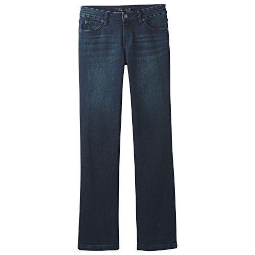 prAna Geneva Jean Inseam Pants, Dark Indigo, Size 2