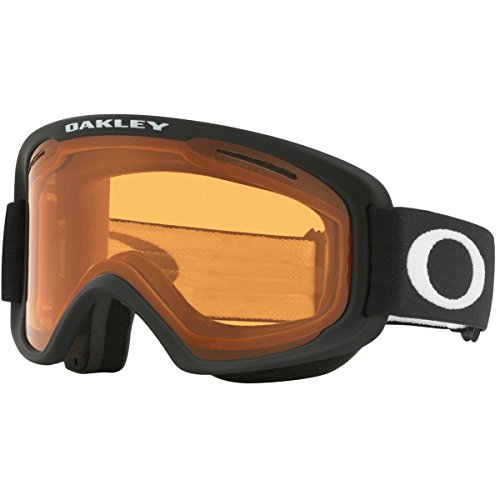 Oakley O-Frame 2.0 XM Asian Fit Snow Goggles, Matte Black, Medium (Asian Fit Oakley)