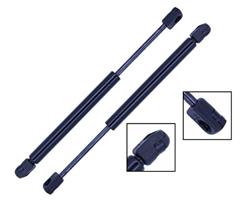 2 Pieces (SET) Tuff Support Front Hood Lift Supports 2000 To 2008 Jaguar S-Type by Tuff Support