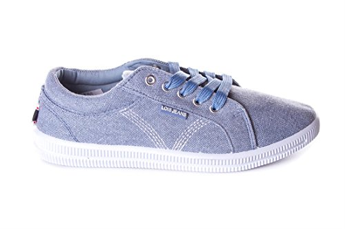 Blu Donna Stringate Jeans Lois Scarpe nq7I0txP