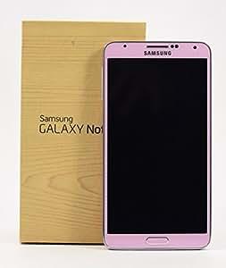 Samsung Galaxy Note 3 N9005 Unlocked Cellphone 16GB (Pink) - International Version No Warranty