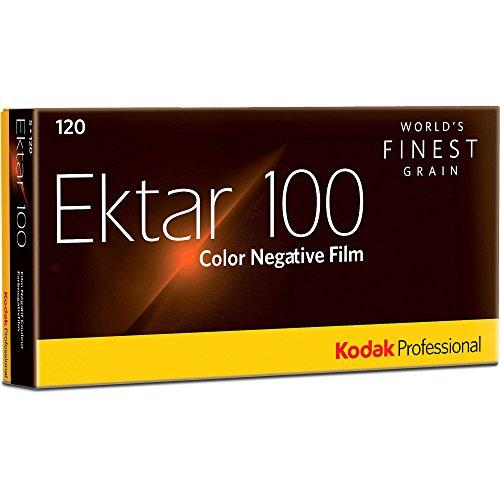5 Rolls x KODAK Professional 120 Ektar 100 ISO Color Negative Medium Format Film (Ghosts Italian Style Dvd compare prices)