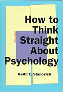 how to think straight about psychology pdf free download