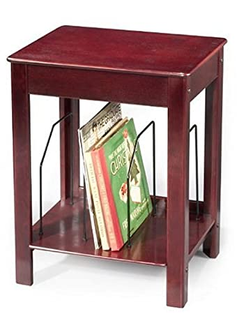 Crosley ST48 Turntable/Entertainment Center Stand, Cherry