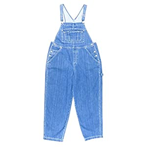 BoundOveralls Plus Size Women's Denim Bib Overalls and Overall Shorts 16-30