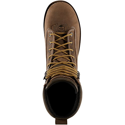 Danner gritstone 8 Brown AT 14226 (Alloy Toe) Vibram Sole Oil & Slip Resistant | Waterproof | Electrical Hazard Boot Leather | Climb Mountains dHrja