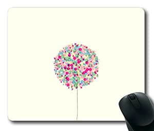 Colorful Tree Rectangle Mouse Pad by Lilyshouse by rushername