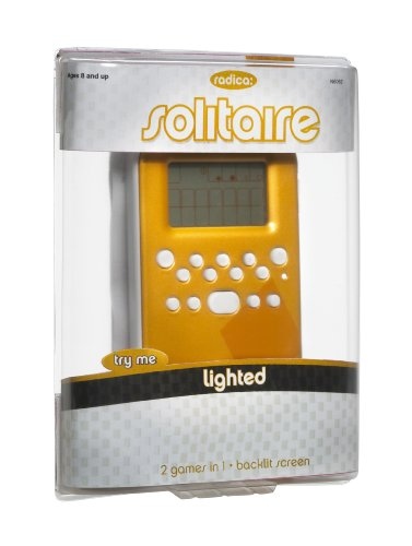 Lighted Classic Solitaire Game