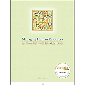 VangoNotes for Managing Human Resources, 5/e Audiobook