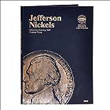 Whitman Coins Nickel Folder, Jefferson No.3, Start96