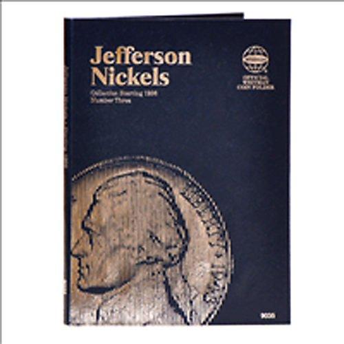 Whitman Coins Nickel Folder, Jefferson No.3, Start96 (Nickel Album)