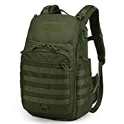 Mardingtop Tactical Backpacks Molle Hiking daypacks for Camping Hiking Military Traveling