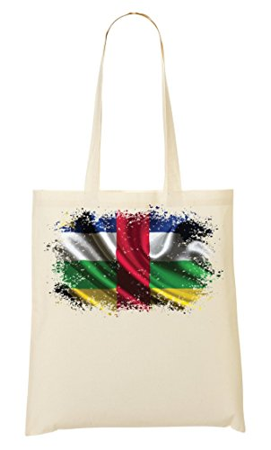 Country Bangui à provisions Nationality Sac Africa To Nice Central tout Flag African Sac Fourre Series qtwEt6UO
