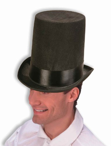 Lincoln Stove Pipe Hat - Lincoln Stove