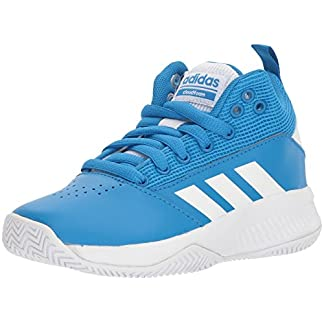 adidas Kids' Cloudfoam Ilation 2.0 Basketball Shoe