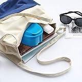 ROSENICE Denture Case, Denture Bath Box Case Dental Orthodontic Retainer, False Teeth Storage Case Box with Strainer