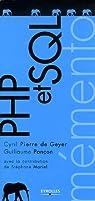 PHP et SQL par Ponçon