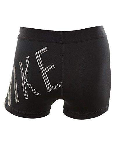 NIKE Women's Pro Cool Short 3IN Logo