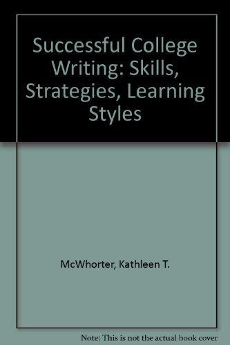 Successful College Writing 3e Brief & Rules for Writers 5e