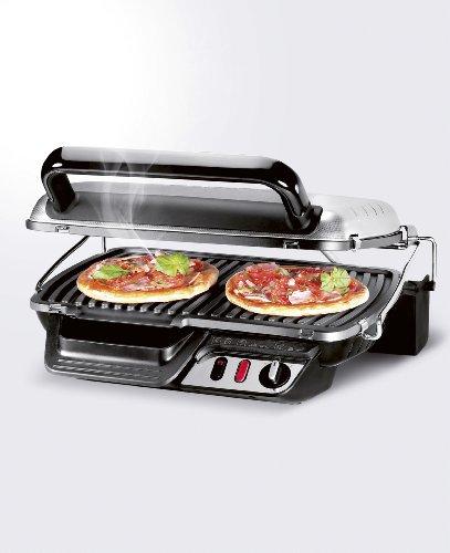 Rowenta GR3060 Ultra Compact Comfort - Bistecchiera con 3 Posizioni di Cottura, Facile da Pulire, Potenza 2000 W, Nero… 7