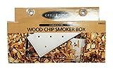 BLUE RHINO GLOBAL SOURCING 00324TV GZ Stainless Steel BBQ Smoker Box