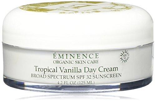 Eminence Tropical Vanilla Day Cream SPF 32, 4.2 Ounce by Eminence