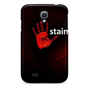 Zheng caseAnti-scratch And Shatterproof Stain Phone Case For Galaxy S4/ High Quality Tpu Case