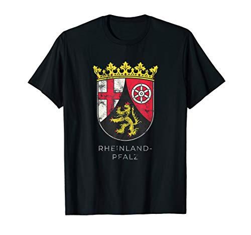 Rheinland Pfalz German Coat of arm Germany Deutsch Shirt