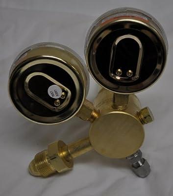 Victor 0781-1448 SR4J-580 High Pressure Regulator by Builders World Wholesale Distribution