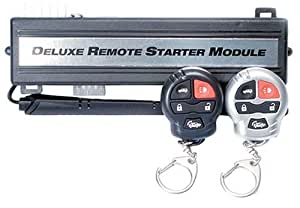 Design Tech Deluxe Remote Car Starter with Keyless Entry #23927W
