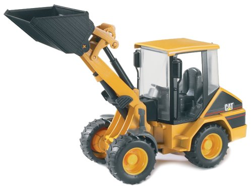 (Bruder 02442 Cat Wheel Loader)