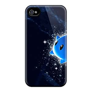 Premium Protection Luma In Space Cases Covers For Iphone 4/4s- Retail Packaging